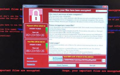 WannaCry Ransomware Global Attack